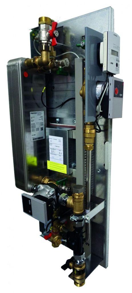 iDM Frischwassersystem 2.0: Warmwasser bedarfsgerecht und hygienisch ...